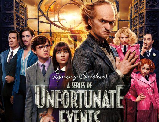 เรื่อง A SERIES OF UNFORTUNATE EVENTS (2017)